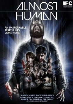 Almost Human (DVD) 12640796