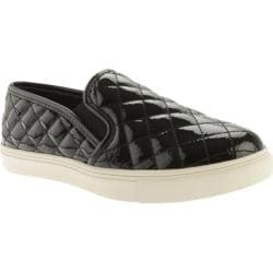Women's Steve Madden Ecentrcq Slip-on Black Patent