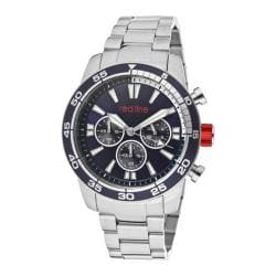 Men's Red Line RL-60007-SET Stainless Steel/Navy Blue/Navy Blue/White