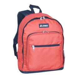 Everest Classic Backpack 1045BP Rust Orange/Black