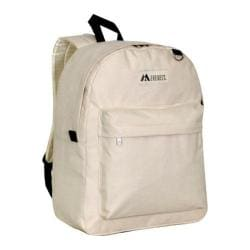 Everest Classic Style Backpack 2045CR Beige