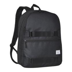Everest Griptape Skateboard Backpack Black