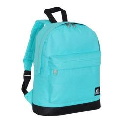 Everest Junior Backpack 10452 (Set of 2) Aqua Blue/Black
