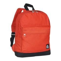 Everest Junior Backpack 10452 (Set of 2) Rust Orange/Black