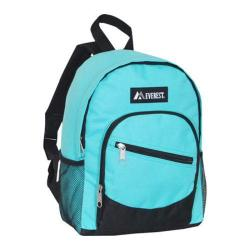 Everest Junior Slant Backpack (Set of 2) Aqua Blue/Black