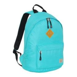 Everest Vintage Backpack Aqua Blue