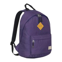 Everest Vintage Backpack Eggplant