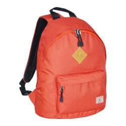 Everest Vintage Backpack Rust Orange