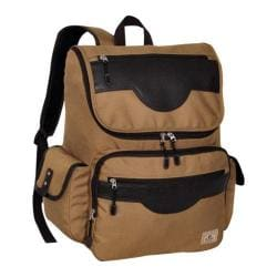 Everest Wrangler Backpack Tan