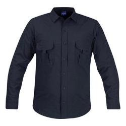 Men's Propper Summerweight Tactical LS Shirt LAPD Navy