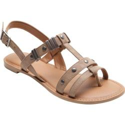 Women's O'Neill Weekend Sandal Taupe Grey