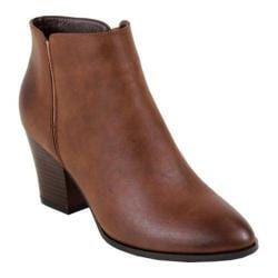 Women's Reneeze Baba-4 Ankle Boot Brown Synthetic