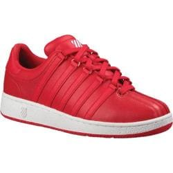 Men's K-Swiss Classic VN Mars Red/White
