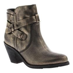 Women's OTBT Bexar Gold Leather