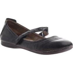 Women's OTBT Brea Black Leather