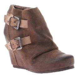 Women's OTBT Rapid City Mud Suede