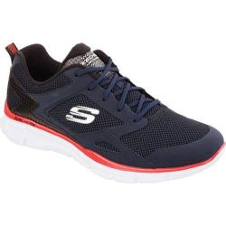 Men's Skechers Equalizer Game Point Training Shoe Navy/Black