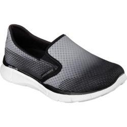 Women's Skechers Equalizer Space Out Walking Shoe Gray/Black