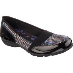 Women's Skechers Relaxed Fit Career Couture Loafer Black/Multi