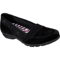 Women's Skechers Relaxed Fit Career Executive Loafer Black