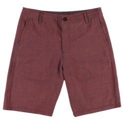 Boys' O'Neill Loaded Hybrid Shorts Burgundy