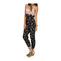 Women's O'Neill Vanna Jumpsuit Black