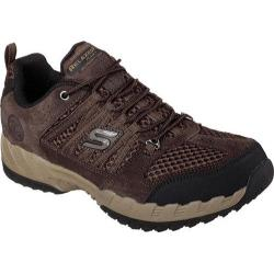 Men's Skechers Relaxed Fit Outland Brown/Black