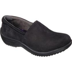 Women's Skechers Relaxed Fit Savor Dutch Closed Back Clog Black