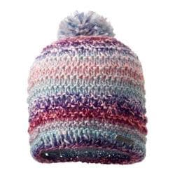 Women's Screamer Tapestry Beanie Misty Pink