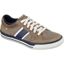 Men's Skechers Relaxed Fit Diamondback Raxton Sneaker Light Brown