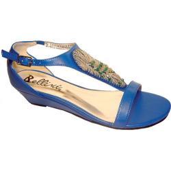 Women's Bellini Faye Blue Polyurethane