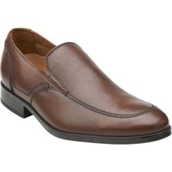 Men's Clarks Kalden Step Brown Leather