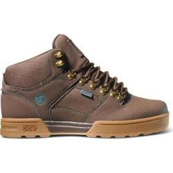 Men's DVS Westridge Snow Brown/Gum Nubuck Snow