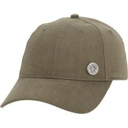 Men's Ben Sherman Brushed Cotton Twill Baseball Cap Military Green