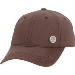 Men's Ben Sherman Brushed Cotton Twill Baseball Cap Walnut