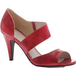 Women's Madeline Jocelyn Heel Red