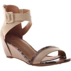Women's Madeline Matty Wedge Sandal Buff
