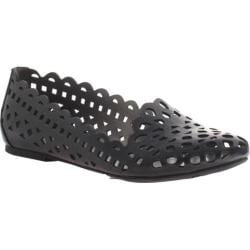 Women's Madeline Sutton Flat Black