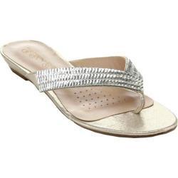 Women's Da Viccino Mendy-20 Thong Sandal Nude