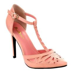 Women's Da Viccino Patty-2 T-Strap Pink