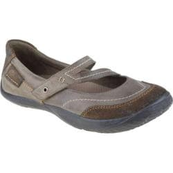 Women's Kalso Earth Shoe Peace Olive Waxy Buck