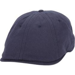 Men's Ben Sherman Brushed Cotton Twill Driving Cap Navy