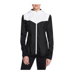 Women's Skechers Acceleration Performance Windbreaker Jacket Black