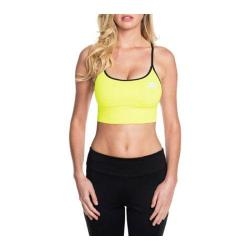 Women's Skechers Ballet Sports Bra Top Yellow