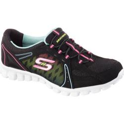 Women's Skechers EZ Flex 2 Right On Sneaker Black/Multi