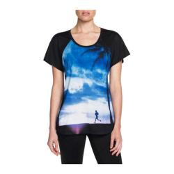 Women's Skechers Get Your Miles In Tee Shirt Royal