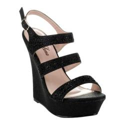 Women's Da Viccino Emmy-11 Wedge Sandal Black