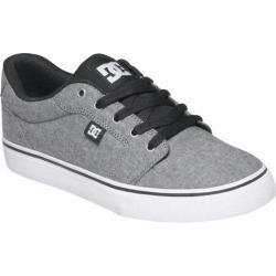 Men's DC Shoes Anvil TX SE Grey/Grey/Black