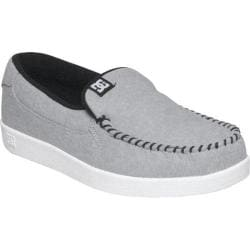 Men's DC Shoes Villain TX Light Grey