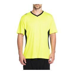Men's Skechers Elevate Tech Tee Shirt Yellow